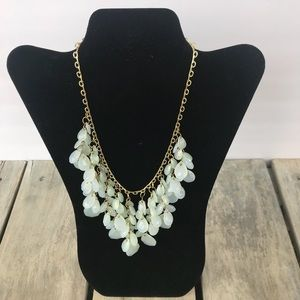 Jewelry - Gold and Mint Statement Necklace